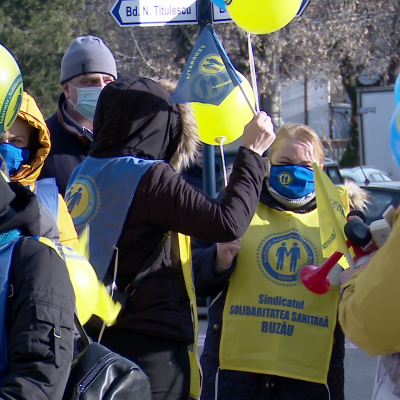 video-sindicalistii-din-sanatate-au-protestat-pentru-a-doua-oara-in-aceasta-saptamana